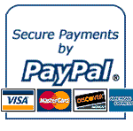 PayPal and Credit Card Payments Accepted Here!